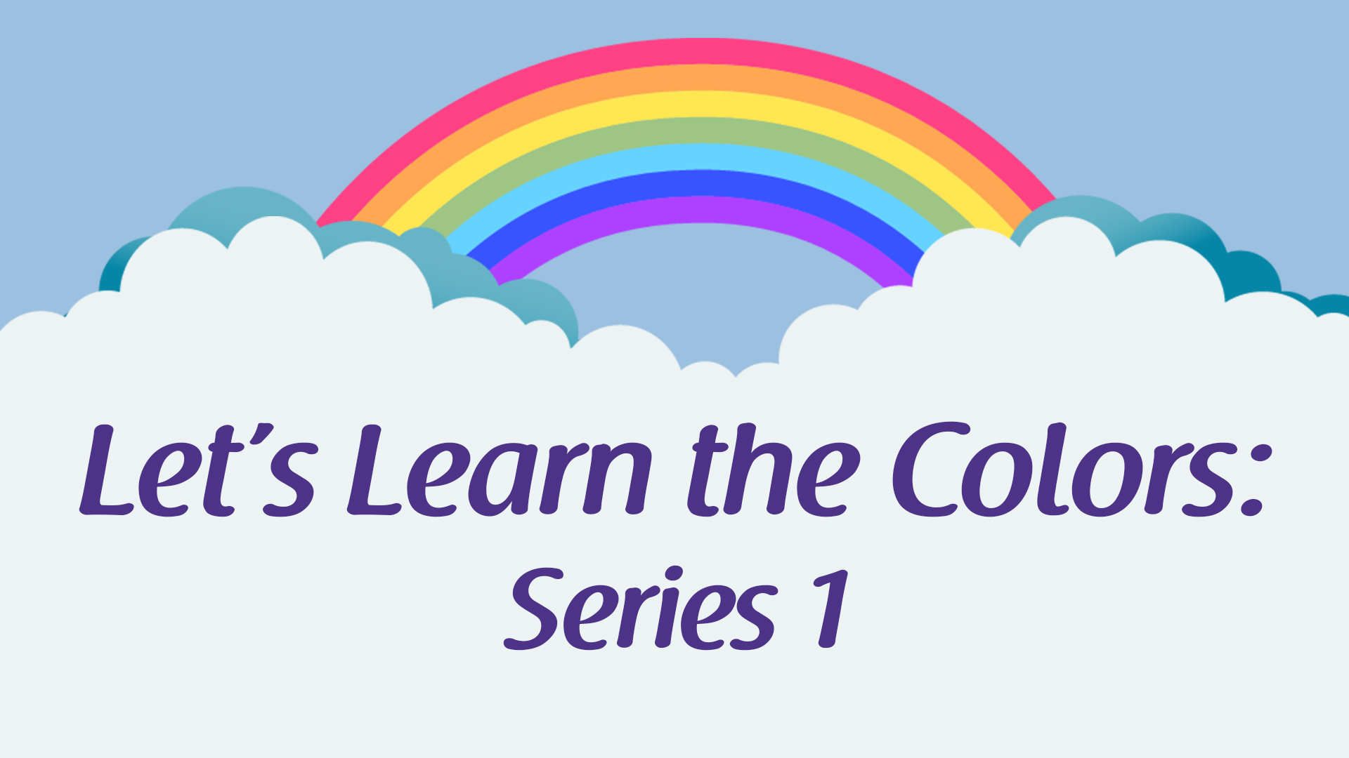 lets learn the colors series 1 thumbnail