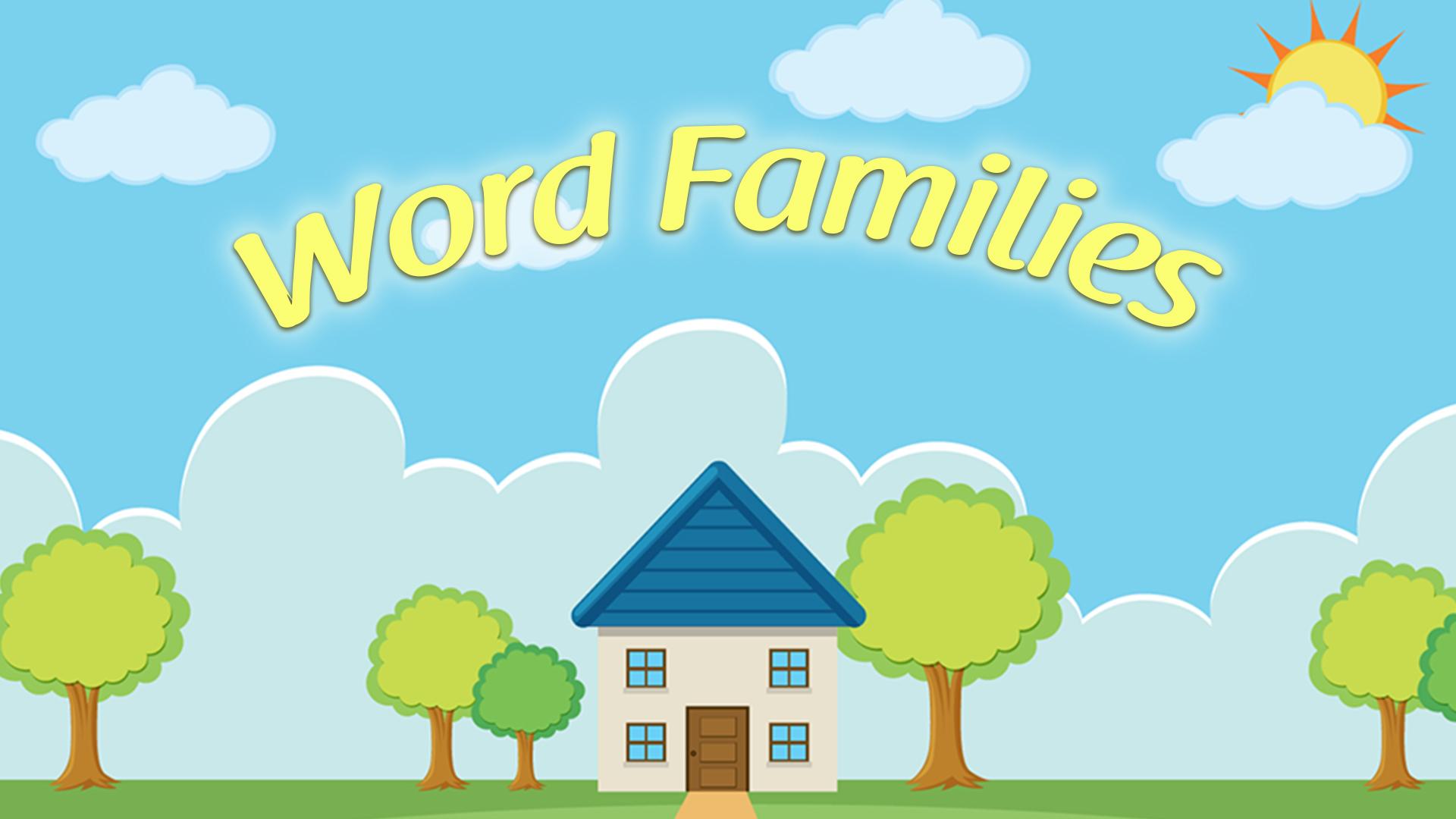 word families thumbnail